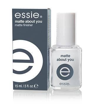 Essie Matte Nail polish