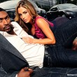 Natalin Avci and Ron Artest  sexy photo shoot