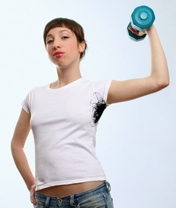 Removing yellow stains from clothing natural beauty skin for Sweat stains on shirt