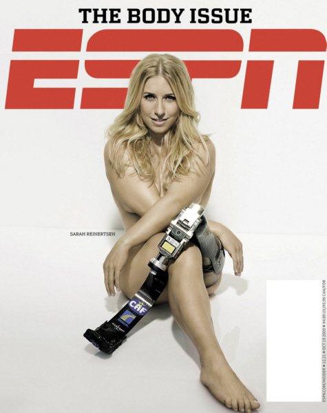 Serena Williams posa desnuda para ESPN Magazine