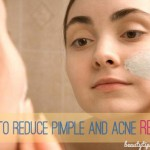 How to Reduce Pimple and Acne Redness Using Aspirin Mask