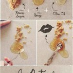 How to Make a Homemade Lip Exfoliator