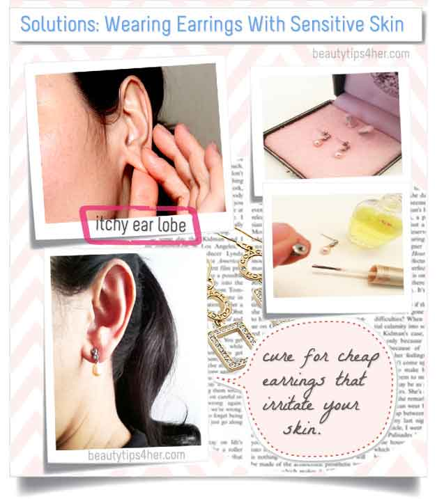 The Sensitive Ear Solution Grab Your Earrings