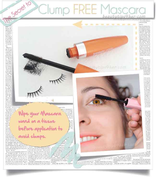 tip-for-clump-free-mascara