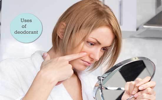 deodorant-uses