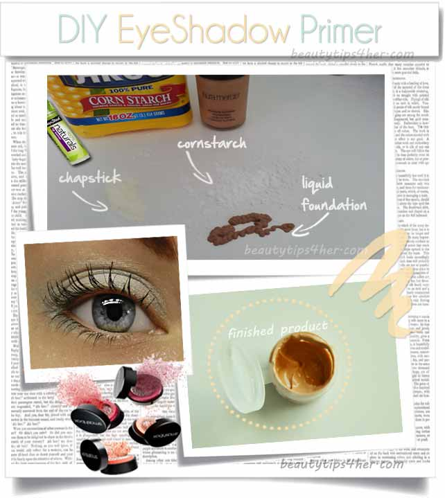 Create your Own Eyeshadow Primer and Save Yourself $20 - Natural ...