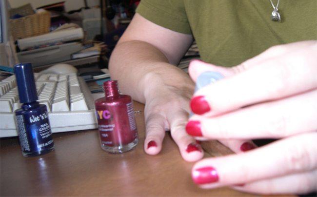 uses of nail polish remover