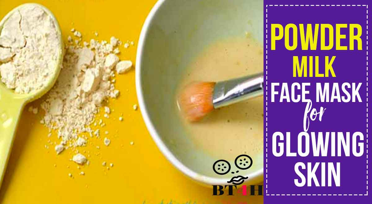 Easy DIY Beauty: Powdered Milk Face Mask for Glowing Skin