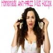 DIY Anti-Frizz Hair Serum – Fight Static with Anti-Frizz Hair Mist