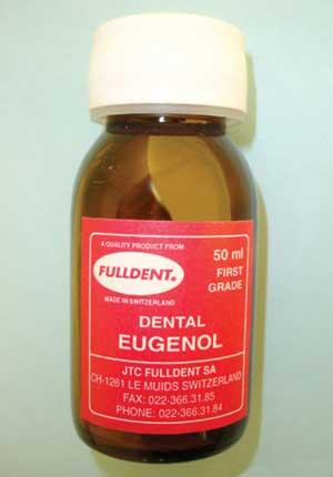 eugenol oil