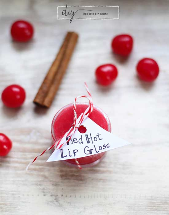 DIY-Red-Hot-Lip-Gloss