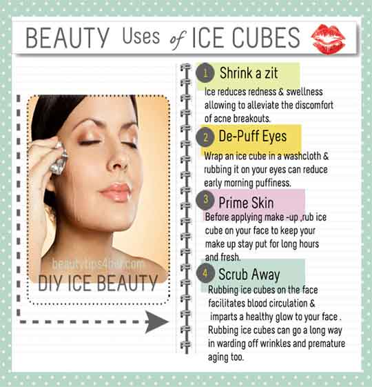 The Beauty Benefits of Green Ice Tea Facial with Vitamin E ...