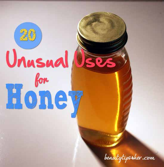 unusual-uses-of-honey