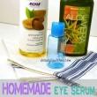 Super Simple Homemade Miracle Eye Serum
