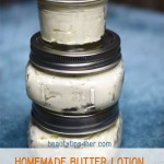 Whipped Body Butter – Homemade Lotion