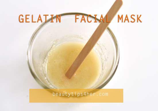 DIY-pore-strips-gelatin