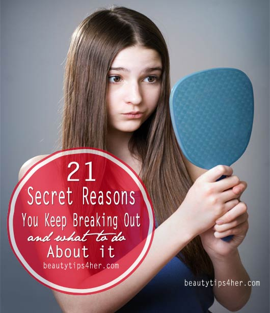 reasons-you-are-breaking-out