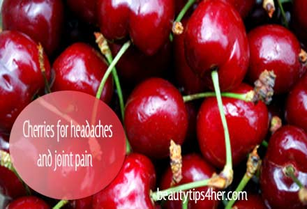 cherries-for-headaches-and-joint-pain