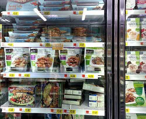Image result for low calories frozen dinners pic