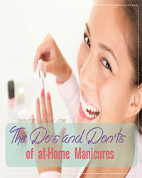Thumbnail image for The Do's and Don'ts of At-Home Manicures