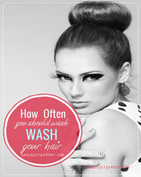 Thumbnail image for How Often You Should Wash Your Hair Depending on Your Hair Type