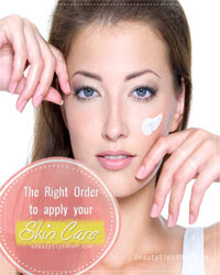 Thumbnail image for How To Apply your Skin Care in Proper Order