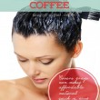 How to Dye Your Hair with Coffee