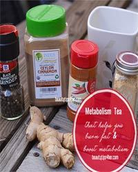 Thumbnail image for Metabolism Tea that Helps You Burn Fat & Boost Metabolism