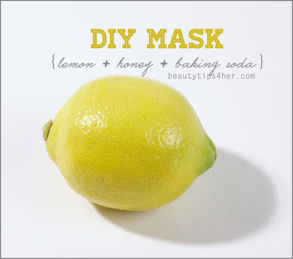 lemon-Face-mask
