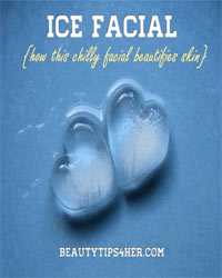 Thumbnail image for Ice Facial – How This Chilly Facial Beautifies Skin