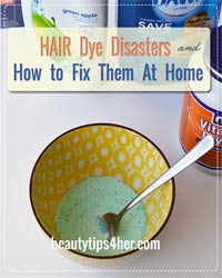 Thumbnail image for Hair Dye Disasters And How To Fix Them at Home