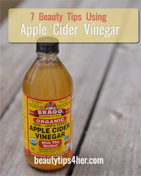 Thumbnail image for 7 Beauty Tips Using Apple Cider Vinegar