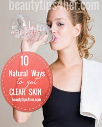 Thumbnail image for 10 Natural Ways to Get Clear Skin