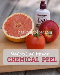 Thumbnail image for Natural At-Home Chemical Peel – Look Younger Facial Liquid
