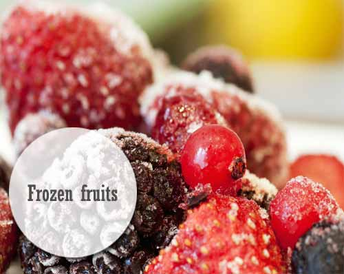 frozen-fruits
