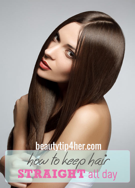 Products To Help Keep Natural Hair Straight
