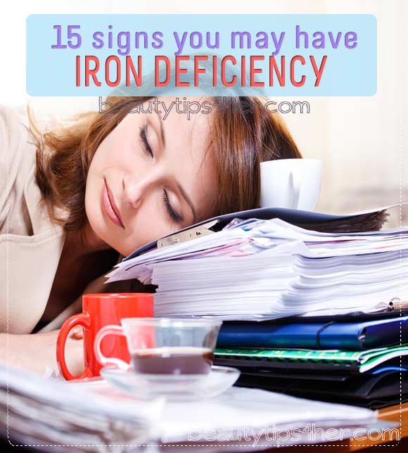 iron-deficiency