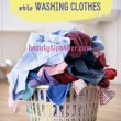 How to Brighten Colors While Washing Clothes
