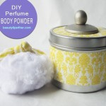 Making the Best Perfumed Body Powder at Home