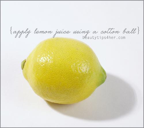 lemon-Face-mask