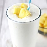 Start Losing Weight  with this Skinny Pineapple Smoothie