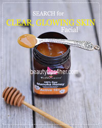 Thumbnail image for Honey and Green Tea Face Mask for Instantly Glowing Skin