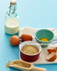Thumbnail image for DIY Egg White Oily Face Mask
