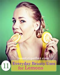 Thumbnail image for 11 Everyday Beauty Uses for Lemons