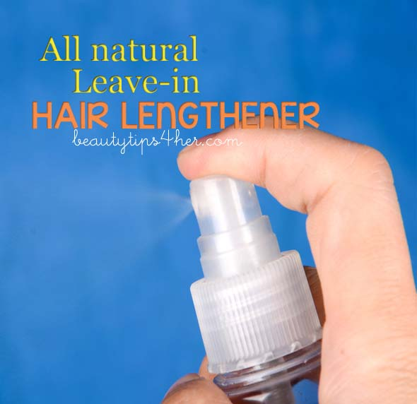 leave in hair growth treatment