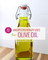 Thumbnail image for 12 Unexpected Beauty Uses For Olive Oil