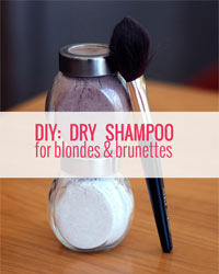 Thumbnail image for All Natural DIY Dry Shampoo Recipes for Blondes and Brunettes