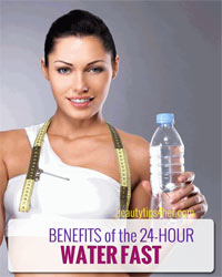 Thumbnail image for The Benefits of the 24 Hour Water Fast