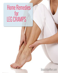 Thumbnail image for Home Remedies for Leg Cramps