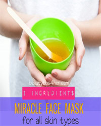 Thumbnail image for Miracle Hydrating Face Mask – Only 2 Ingredients!